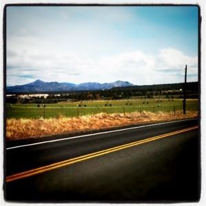 Lower Bridge Road Ride Bend, Oregon