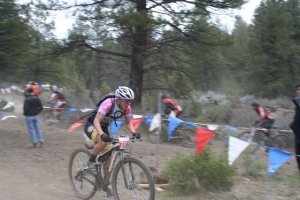 Serena Bishop Gordon Cascade Chainbreaker mountain bike race