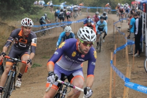 Matt Fox - Alpenrose Cross Crusade Cyclocross Race Portland, OR