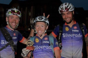 Silverado Cycling Team Photo
